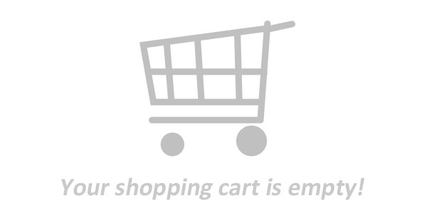 Your shopping cart is empty!!